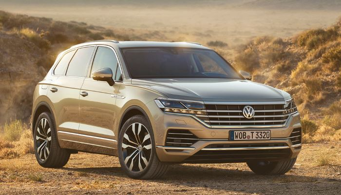 Volkswagen Touareg-2019 (2)