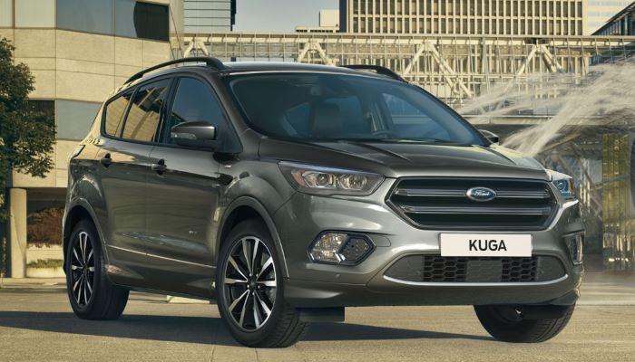 Ford Kuga-2019 (1)