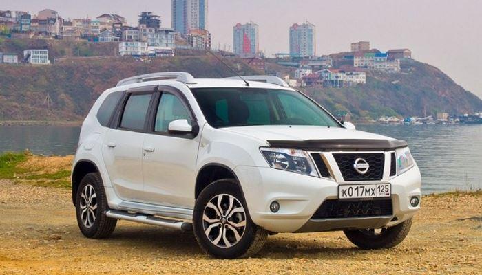 Nissan Terrano-2019 (4)