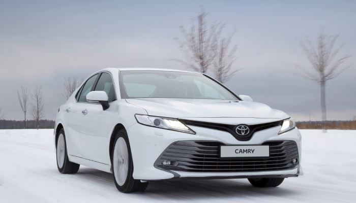 Toyota Camry-2019 (3)