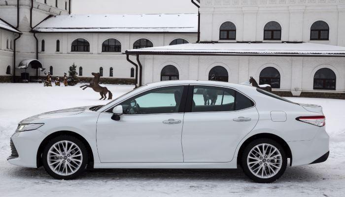 Toyota Camry-2019 (4)