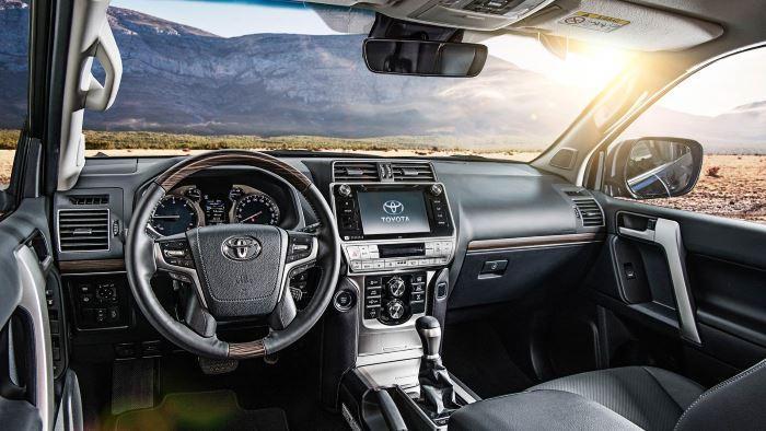 Toyota Land Cruiser Prado-2019 (5)