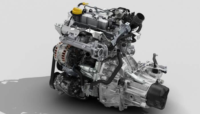Двигатель Рено Логан 3 цилиндра
