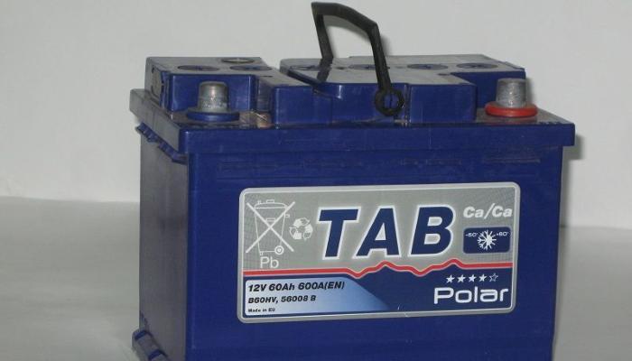 батарея таб