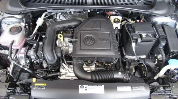 Двигатель нового Поло