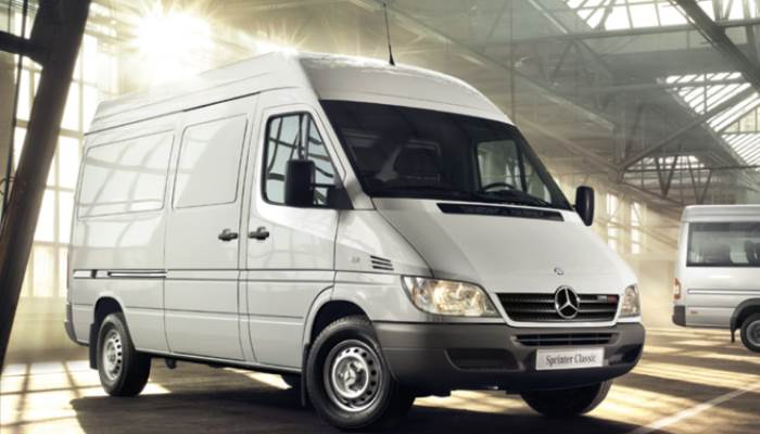 Mercedes-Benz Sprinter-furgon