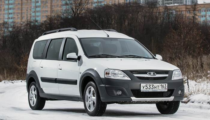 Lada Largus Cross-2016