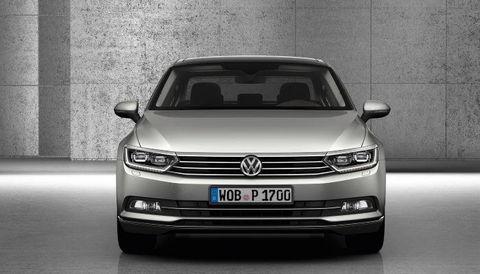 Volkswagen Passat-2019 (2)