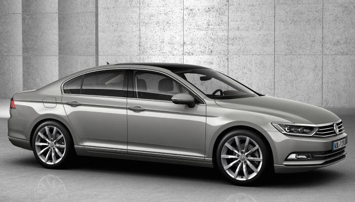 Volkswagen Passat-2019 (4)