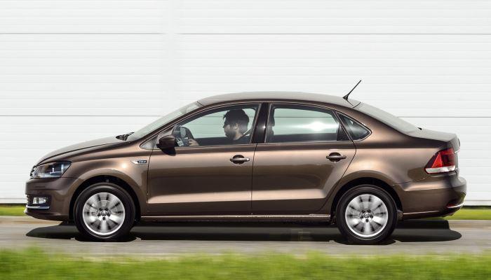 Volkswagen Polo Sedan-2019 (3)