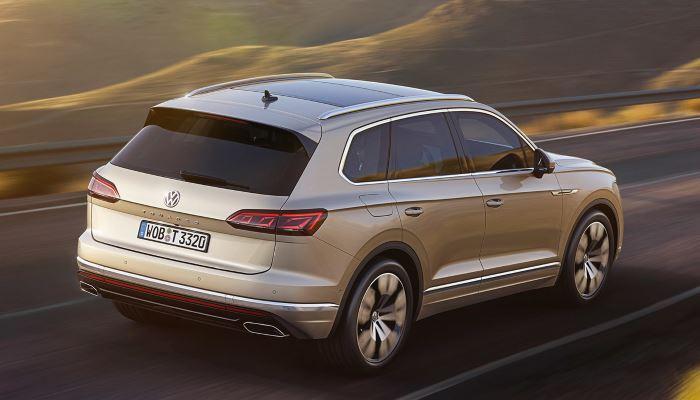Volkswagen Touareg-2019 (4)
