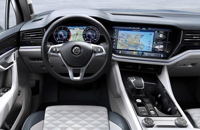 Volkswagen Touareg-2019 (5)