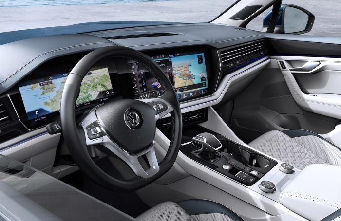 Volkswagen Touareg-2019 (6)