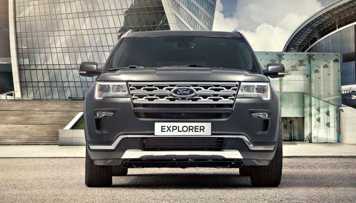 Ford Explorer-2019 (2)