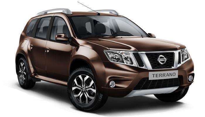 Nissan Terrano-2019 (1)