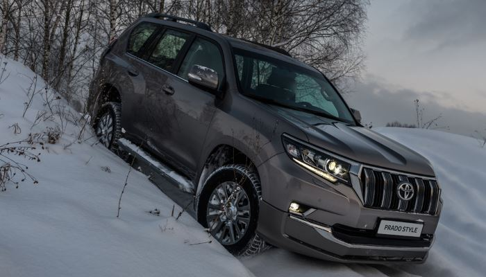 Toyota Land Cruiser Prado-2019 (3)