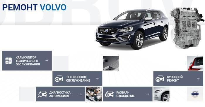 Volvo-remont