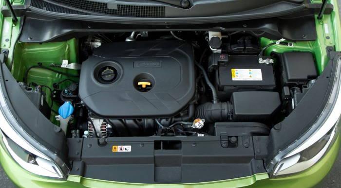 Двигатель Киа Соул 2014