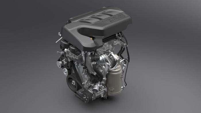 Сузуки Витара двигатель