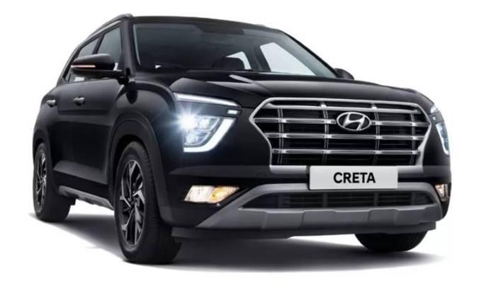 Хендай Крета новый кузов