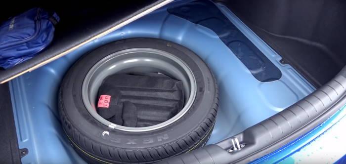 Фото Хендай Солярис 2020 новый кузов багажник