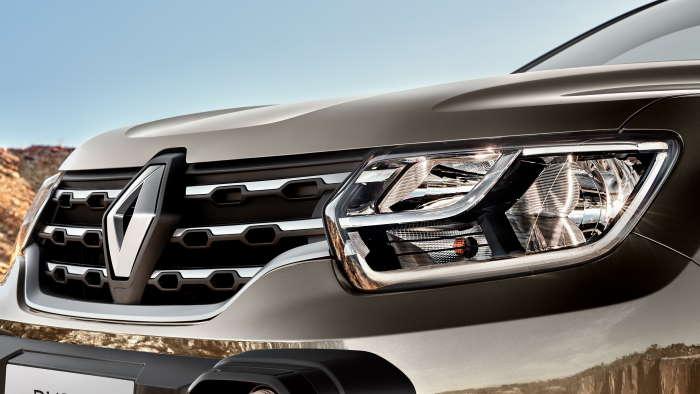 Рено Дастер 2020 в новом кузове фото