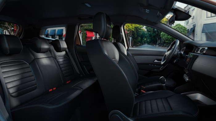 Рено Дастер 2020 в новом кузове фото салона