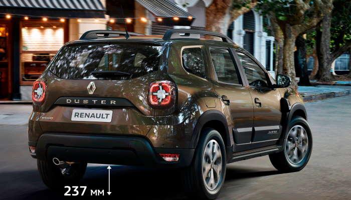 Рено Дастер 2020 в новом кузове технические характеристики