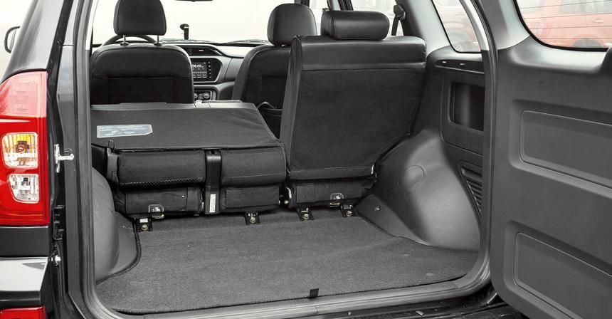 Чери Тигго 3 цена, фото багажника