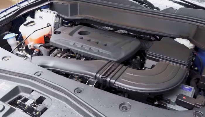 Хавал Ф7 цена и характеристики, фото двигателя