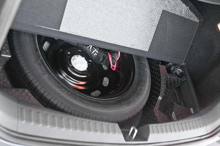 Хавал Ф7х цены и комплектации, фото багажника