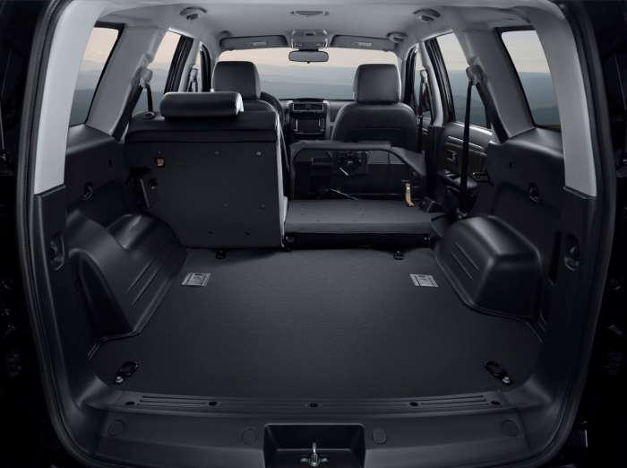 Хавал н5 2020 цена, фото багажника