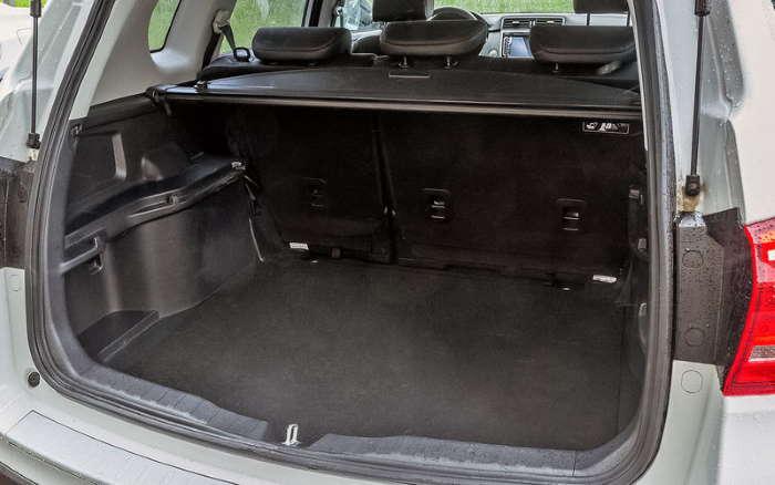 Хавал н6 цена и комплектация, фото багажника