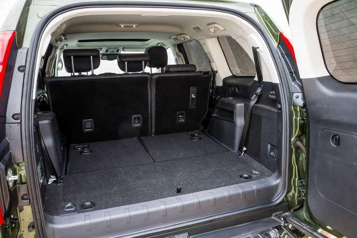 Новый Хавал н9 2020 комплектации и цены, фотографии багажника
