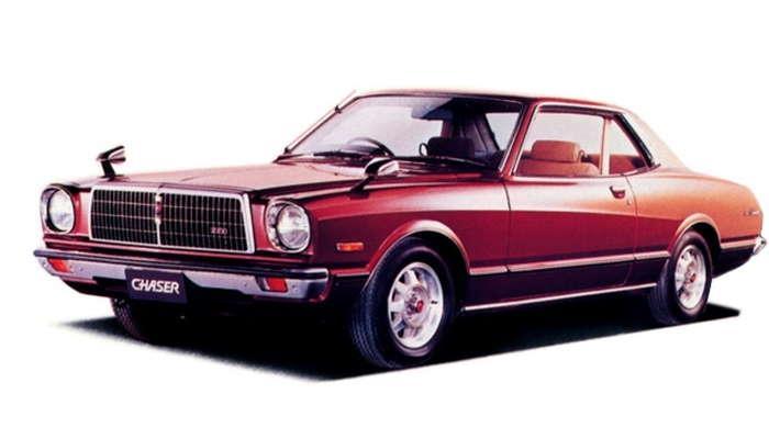 Тойота Чайзер первого поколения